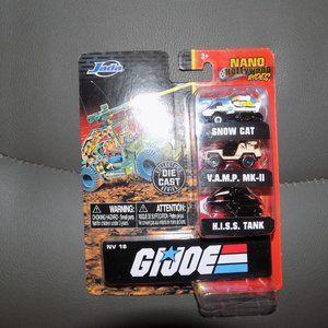 G.I. Joe Jada Nano Hollywood Rides HISS Tank /VAMP
